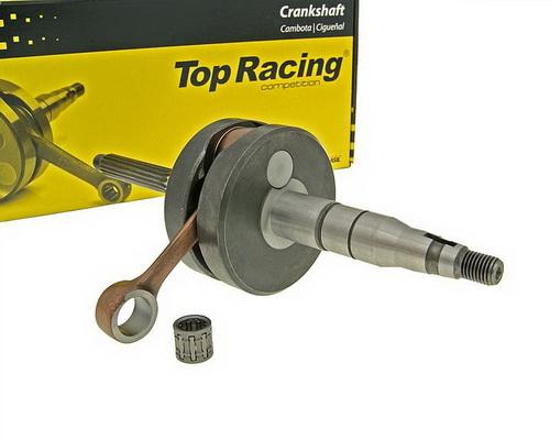 Kľukový hriadeľ  Top Racing Vollwange HQ High Quality 12mm - Minarelli