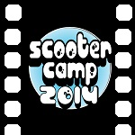SCOOTER CAMP 2014 Jasenie - video